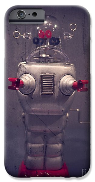 Take Me To Your Leader IPhone Case by Edward Fielding