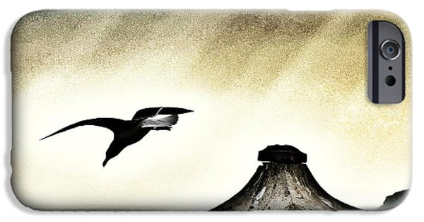 Take Off IPhone Case by Marianna Mills