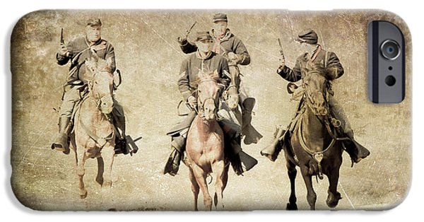 Taking Charge  IPhone Case by Athena Mckinzie