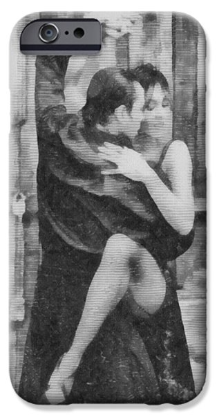 Tango IPhone Case by Ayse Deniz