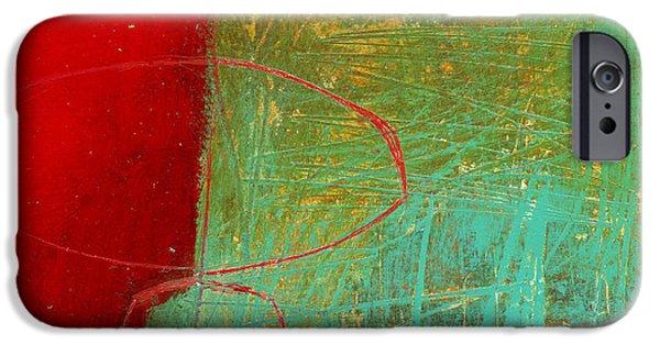 Teeny Tiny Art 114 IPhone Case by Jane Davies