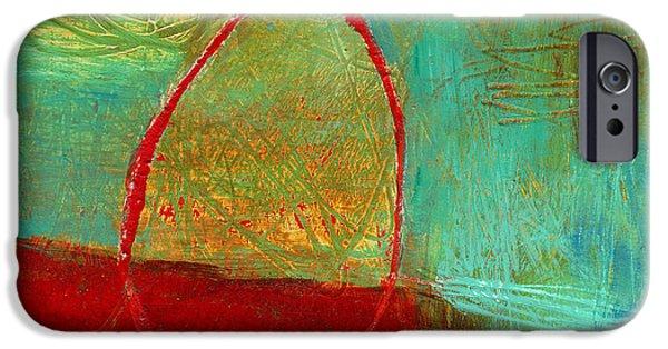 Teeny Tiny Art 115 IPhone Case by Jane Davies