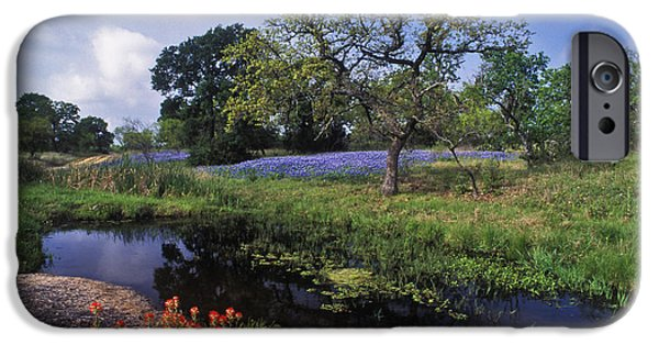 Texas Hill Country - Fs000056 IPhone 6s Case by Daniel Dempster