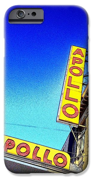 The Apollo IPhone 6s Case by Gilda Parente