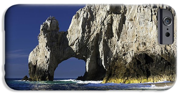 The Arch Cabo San Lucas IPhone Case by Sebastian Musial