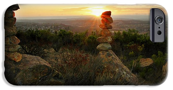 The Art Of Cairns IPhone Case by Christine Till