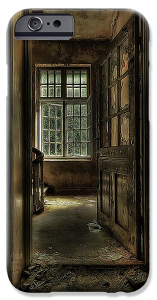 The Asylum Project - Welcome IPhone Case by Erik Brede