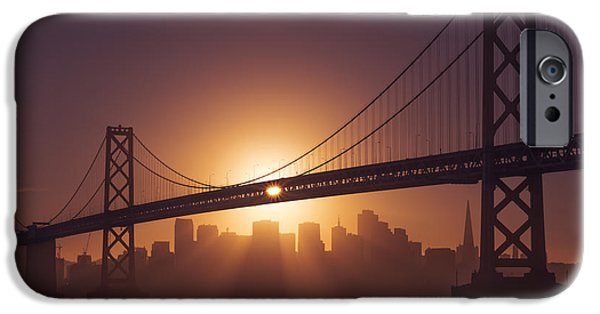 The Bay IPhone Case by Dustin  LeFevre