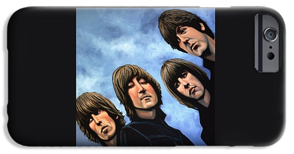 The Beatles Rubber Soul IPhone 6s Case by Paul Meijering