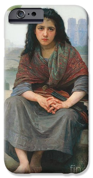 The Bohemian IPhone 6s Case by William Adolphe Bouguereau