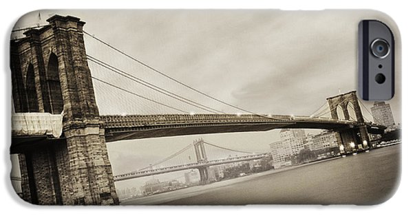 The Brooklyn Bridge IPhone 6s Case by Eli Katz