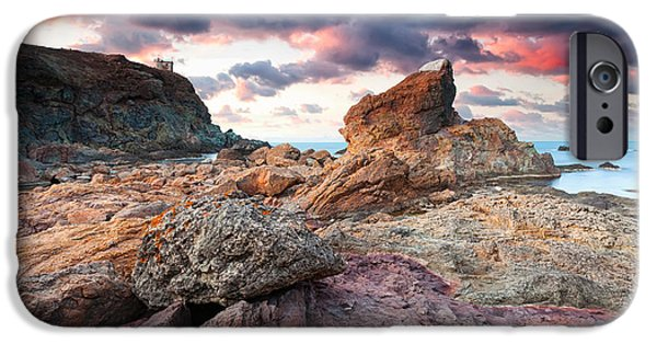 The Cape IPhone Case by Evgeni Dinev