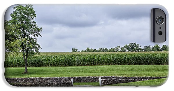 The Cornfield IPhone Case by Kay Pickens