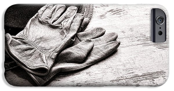 The Cowboy Gloves IPhone 6s Case by Olivier Le Queinec
