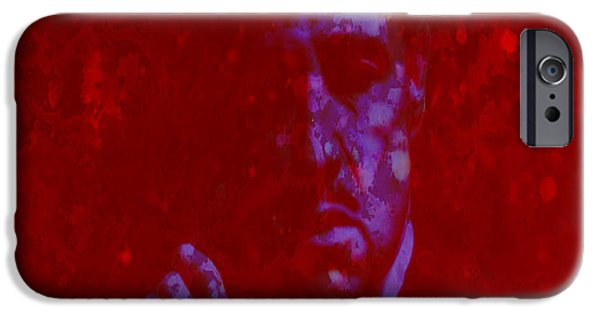 The Godfather  IPhone Case by Brian Reaves