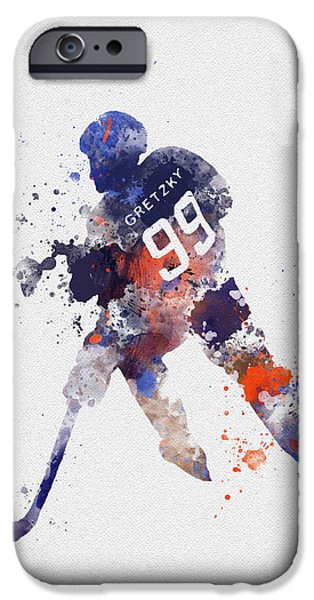 The Great One IPhone Case by Rebecca Jenkins