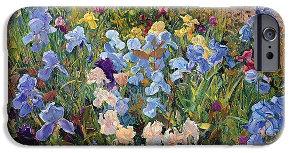 The Iris Bed IPhone 6s Case by Timothy Easton