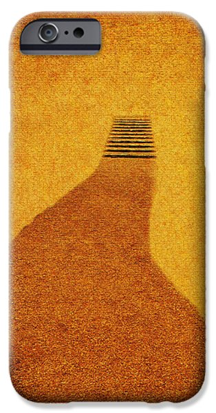The Journey IPhone Case by Carol F Austin