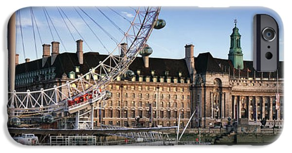 The London Eye And County Hall IPhone 6s Case by Rod McLean