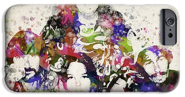 The Mamas And The Papas IPhone Case by Aged Pixel