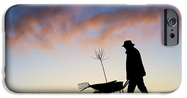 The Man Who Plants Trees IPhone 6s Case by Tim Gainey