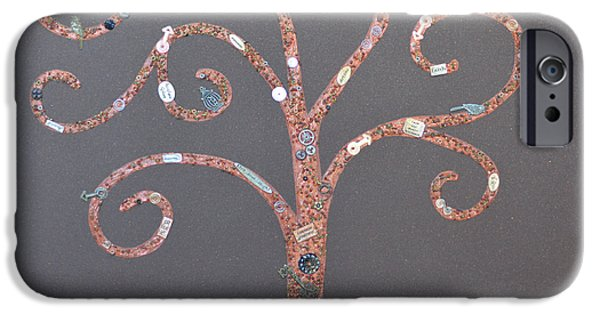 The Menoa Tree IPhone 6s Case by Angelina Vick