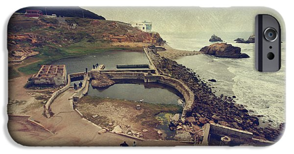 The Old Bath House IPhone Case by Laurie Search