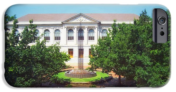The Old Main - University Of Arkansas IPhone 6s Case by Mountain Dreams