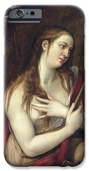 The Penitent Magdalene IPhone 6s Case by Luis de Carbajal