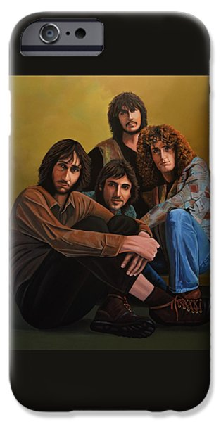 The Who IPhone Case by Paul Meijering