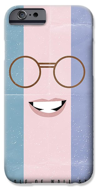 The Wolf Of Wall Street IPhone Case by Mike Taylor