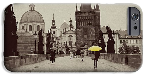 The Yellow Umbrella IPhone 6s Case by Ivy Ho