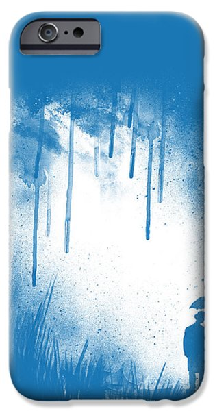 There Is Always A Way Out IPhone Case by Neelanjana  Bandyopadhyay