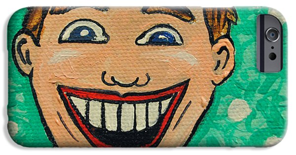 Tillies Surprise IPhone Case by Patricia Arroyo