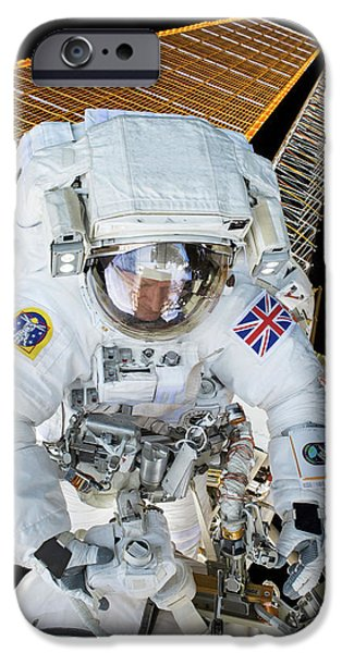 Tim Peake's Spacewalk IPhone 6s Case by Nasa