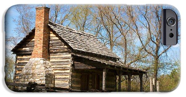 Tipton Hayes Cabin 17 IPhone Case by Douglas Barnett