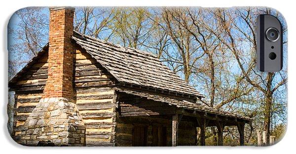 Tipton Hayes Cabin 2 IPhone Case by Douglas Barnett