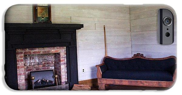 Tipton Hayes Home Interior 16 IPhone Case by Douglas Barnett