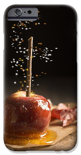Toffee Apple IPhone Case by Amanda And Christopher Elwell
