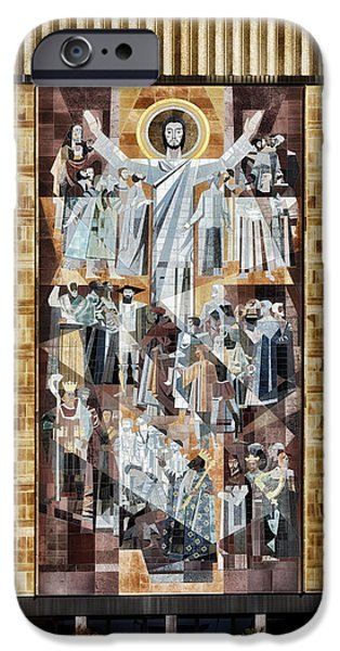 Touchdown Jesus IPhone 6s Case by Mountain Dreams