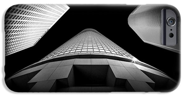 Tower Wars 3 IPhone Case by Az Jackson