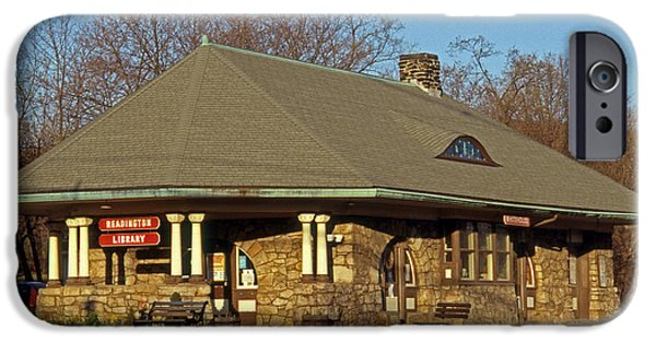 Train Stations And Libraries IPhone 6s Case by Skip Willits