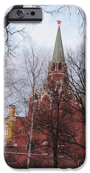 Trinity Tower At Dusk IPhone 6s Case by Anna Yurasovsky