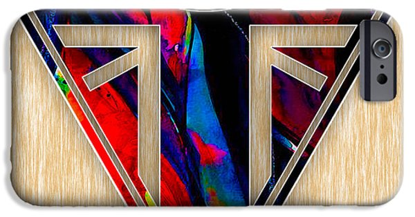 Triumph Cycles IPhone 6s Case by Marvin Blaine