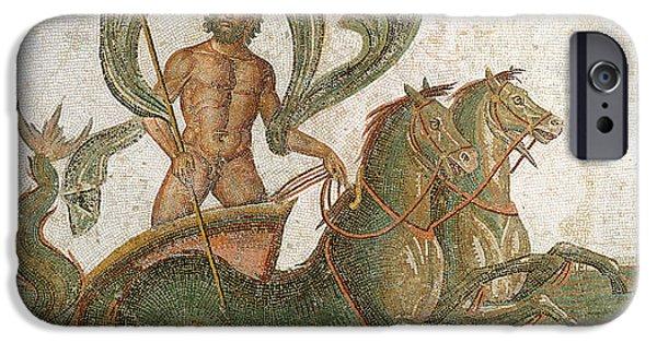 Triumph Of Neptune IPhone 6s Case by Roman School