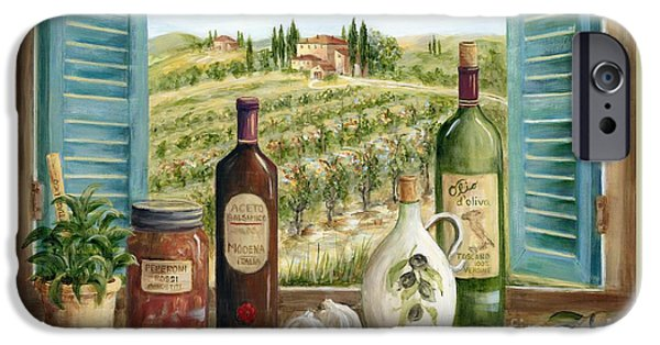 Tuscan Delights IPhone Case by Marilyn Dunlap