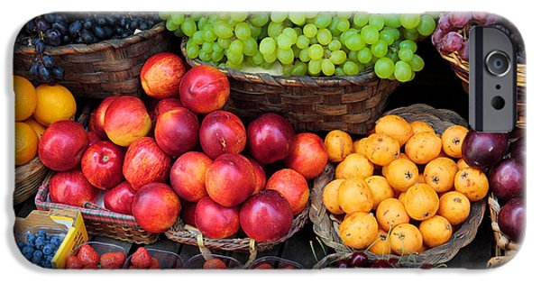 Tuscan Fruit IPhone 6s Case by Inge Johnsson
