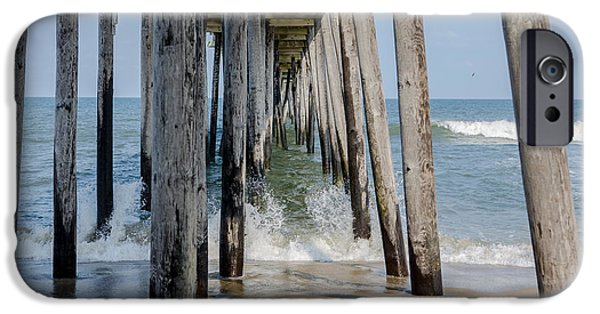 Under The Pier IPhone Case by Kay Pickens