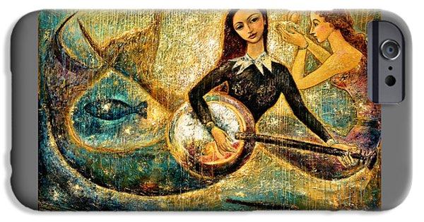 Undersea IPhone Case by Shijun Munns