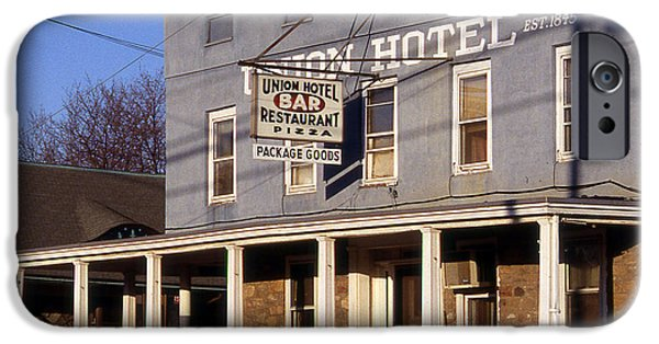 Union Hotel IPhone 6s Case by Skip Willits